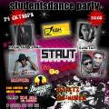 """StuDence """"students dance party"""""""